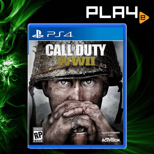 PS4  Call of Duty: WWII GOTY R3 M18