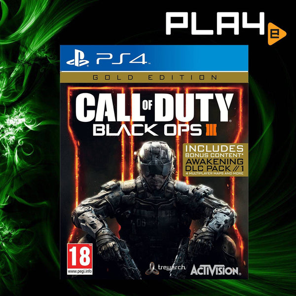 PS4 Call Of Duty Black Ops III Gole R2 (M18)