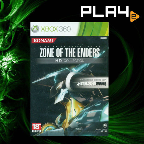 XBox 360 Zone of the Enders HD Collection (Asia)