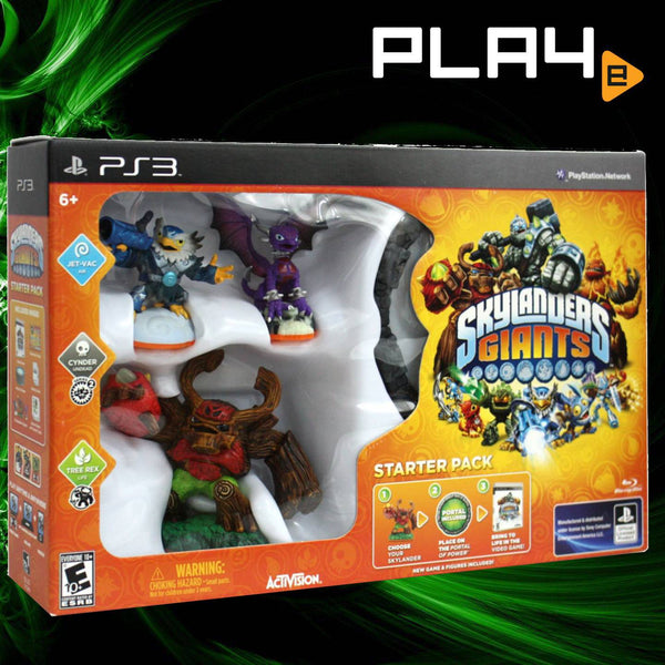 PS3 Skylanders Giants Starter Pack