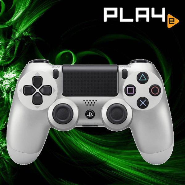 PS4 Dual Shock 4 Silver