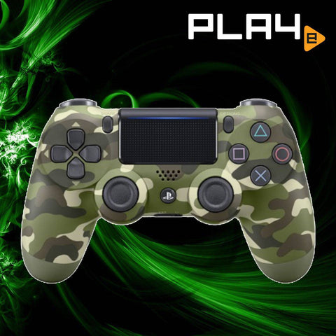 PS4 Dual Shock 4 Camouflage
