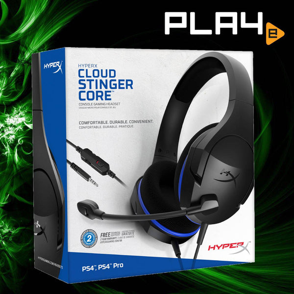 Hyper X PS4 / PS4 Pro Cloud StingerCore Headset
