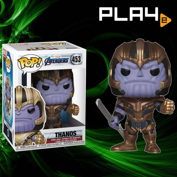 Funko POP! (453) Avengers Endgame Thanos