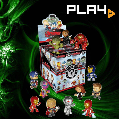 Funko Mystery Mini Age of Ultron Bobbler Blind Box