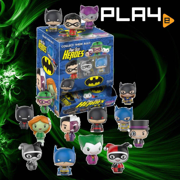 Funko Pint Size Heroes DC  Exclusive