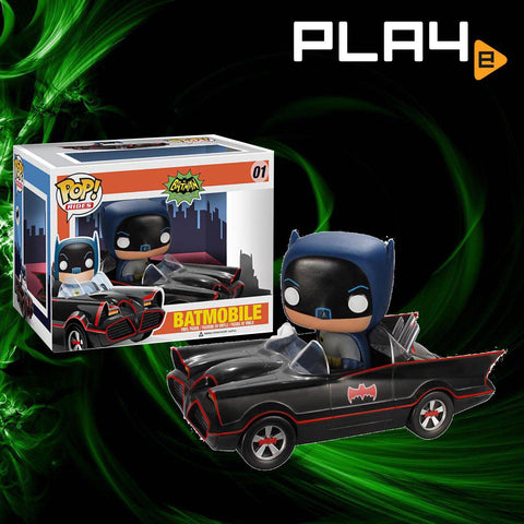 Funko POP! (01) Batman Classic 1966 Batmobile