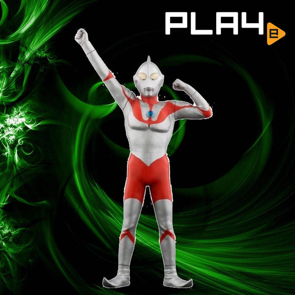 X Plus Garage Toy Vinyl Figure 1966 -1966 Ultraman