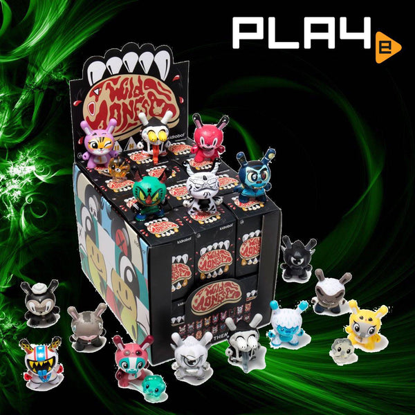 The Wild Ones Dunny Series Mini-Figure Blind Box