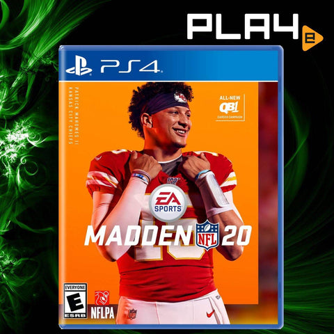 PS4 Madden NFL 20 (R1)