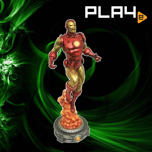 Marvel Gallery Iron Man by Bob Layton Statue
