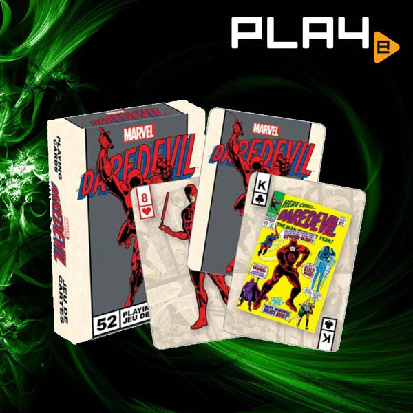 Daredevil Retro Playing Cards
