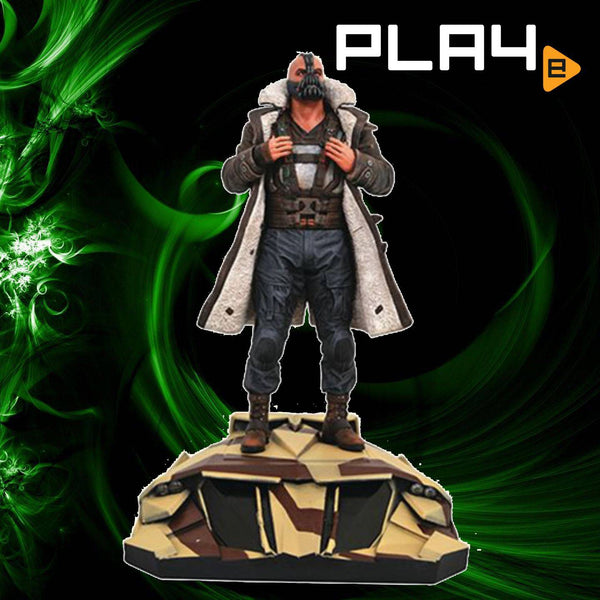 DC Movie Gallery The Dark Knight Rises Bane Statue