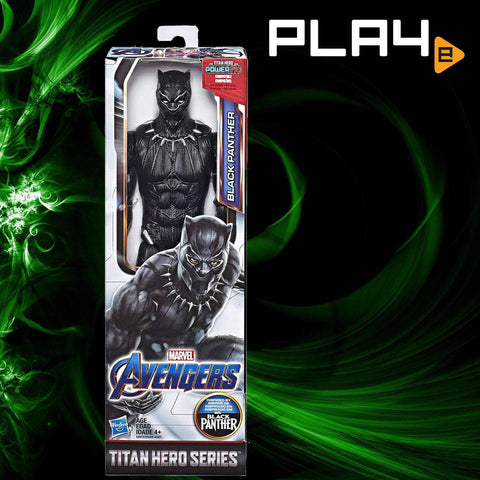Marvel End Game Black Panther Titan Hero 12''