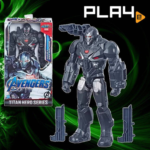Marvel End Game War Machine Titan Hero 12''