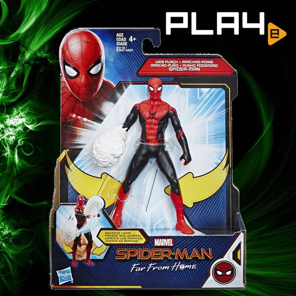 Marvel Spider-Man Far From Home - Web Punch