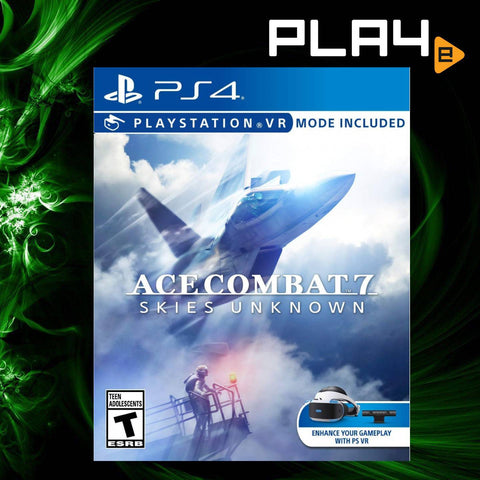 PS4 Ace Combat 7: Skies Unknown (R1)