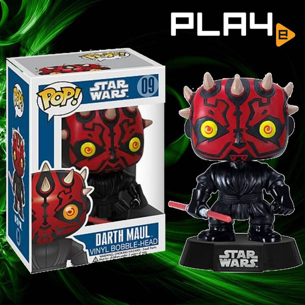 Funko POP! (09) Star Wars Darth Maul