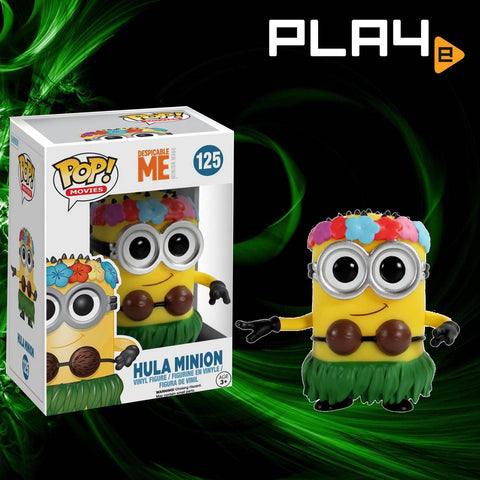 Funko POP! (125) Hula Minion