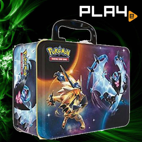Pokemon Collector Chest Tin Spring 2018