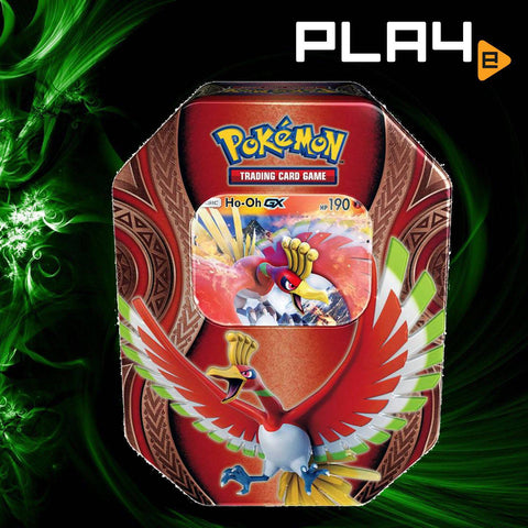 Pokemon Mysterious Powers Tin - Ho-Oh GX