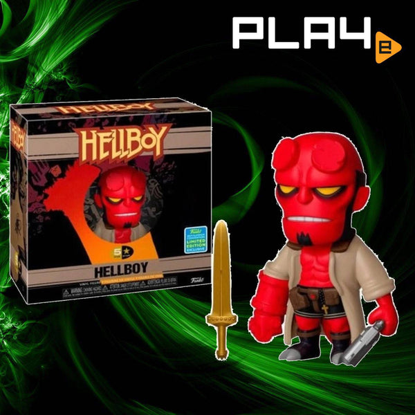 Funko 5 Star Hellboy Limited Edition