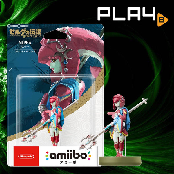 Amiibo Zelda Breath Wild - Mipha