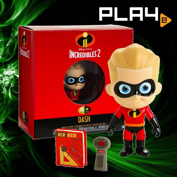 Funko 5 Star Incredibles 2 - Dash
