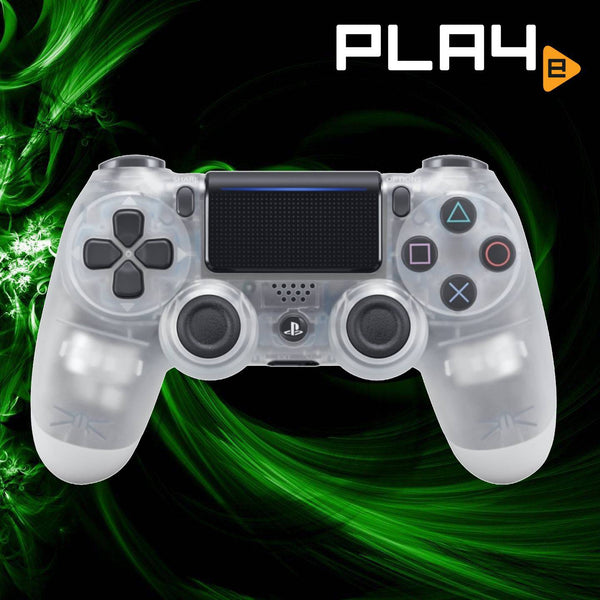 PS4 Dual Shock 4 Crystal