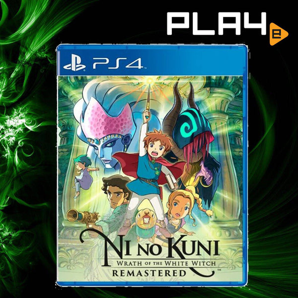 PS4 Ni no Kuni: Wrath of the White Witch Remastered (R3)