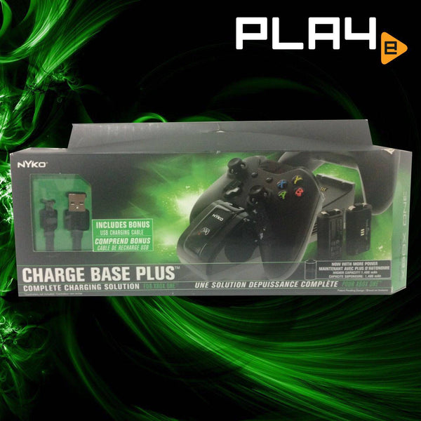 Xbox One Nyko Charge Base Plus
