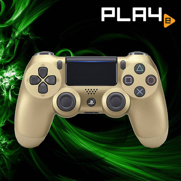 PS4 Dual Shock 4 Gold