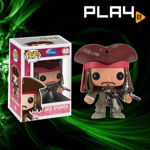 Funko POP! (48) Disney Jack Sparrow