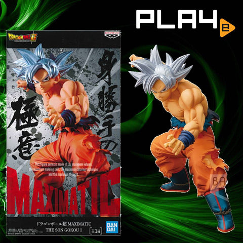 Banpresto Dragon Ball Z Maximatic The Son Goku 1