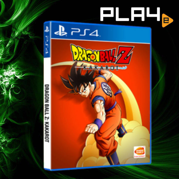 PS4 Dragon Ball Z: Kakarot Regular (R3)