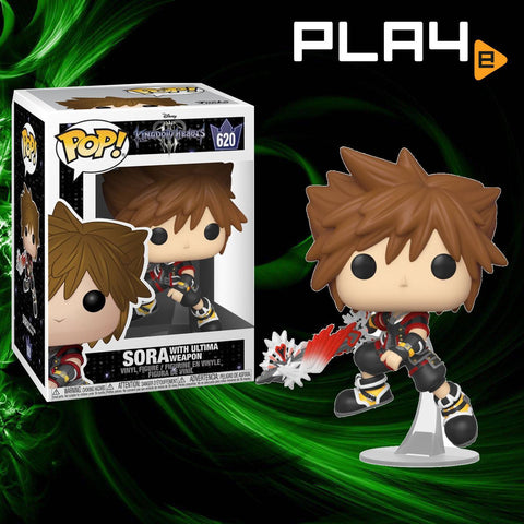 Funko POP! (620) Sora with Ultimate Weapon