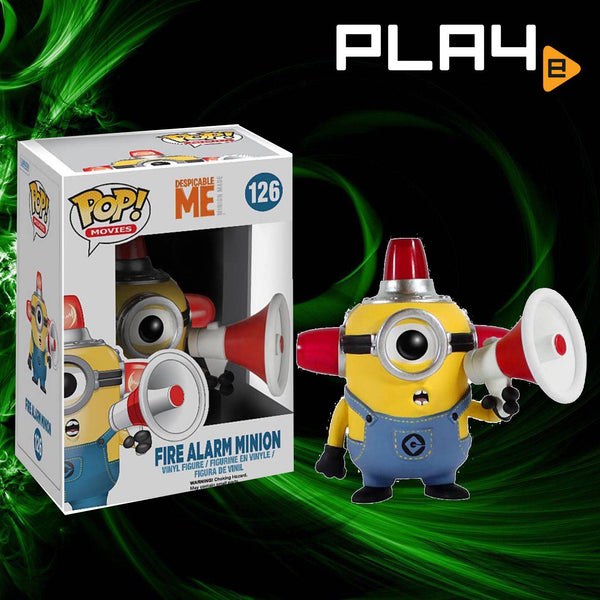Funko POP! (126) Fire Alarm Minion