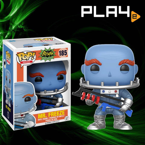 Funko POP! (185) Batman Mr Freeze