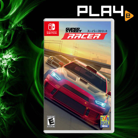 Nintendo Switch Super Street: Racer (R1)