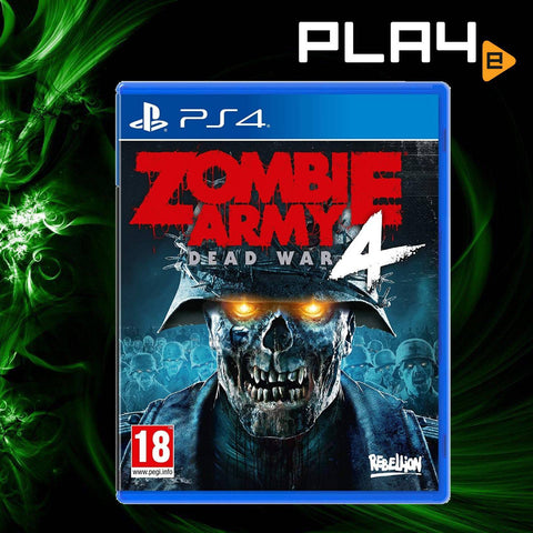 PS4 Zombie Army 4: Dead War (R2)