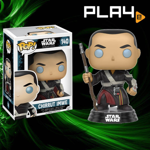 Funko POP! (140) Star Wars Chirrut Imwe