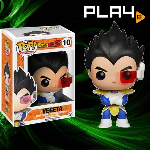 Funko POP! (10) Dragon Ball Z Vegeta