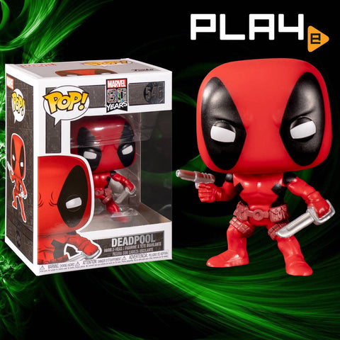 Funko POP! (546) Marvel 80 Years Deadpool