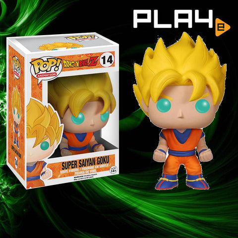 Funko POP! (14) Dragon Ball Z Super Saiyan Goku