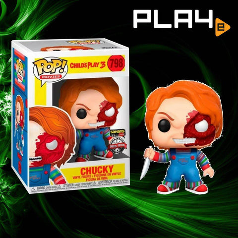 Funko POP! (798) Child's Play Chucky Special Edition
