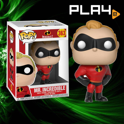 Funko POP! (363) Incredibles 2 Mr Incredible