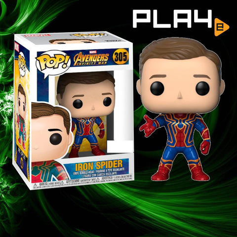 Funko POP! (305) Iron Spider Special Edition