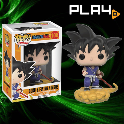 Funko POP! (109) Dragon Ball Goku & Flying Nimbus