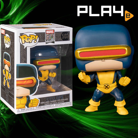 Funko POP! (502) Marvel 80 Years Cyclops