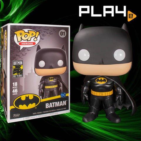 Funko POP! (01) Batman 18""